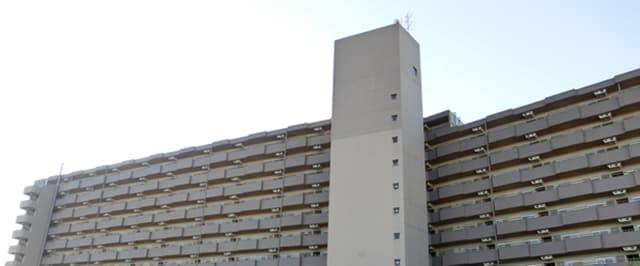 NURO光の対応する建物