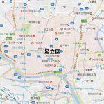 足立区(東京都)のNURO光回線対応エリア マンション・アパート名も掲載