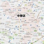 中野区(東京都)のNURO光回線対応エリア マンション・アパート名も掲載
