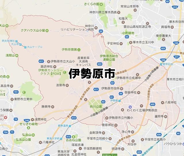 伊勢原市(神奈川県)のNURO光回線...