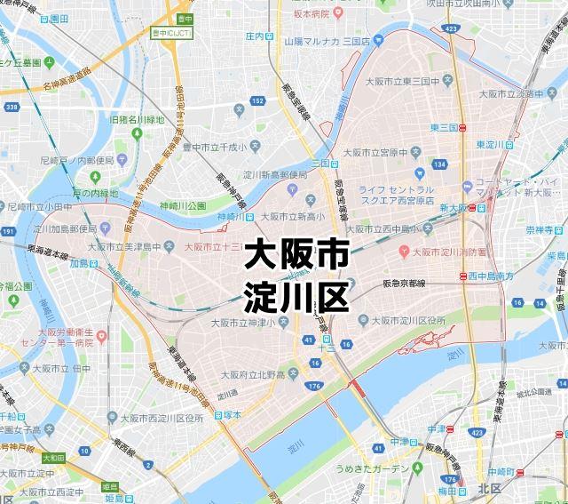 大阪市淀川区のNURO光回線対応エリア マンション・アパート名も掲載 ...