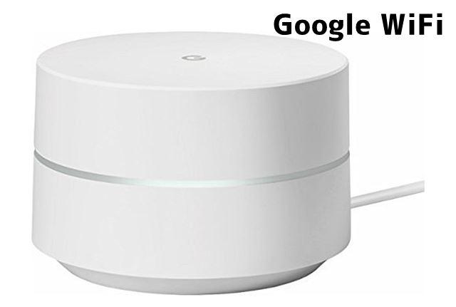 Google WiFi 本体画像